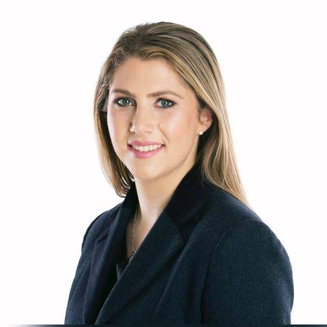 Miss Marie-Louise Van Spyk